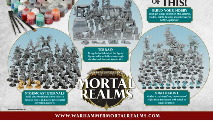 Age of Sigmar Mortal Realms – Everything you want to know