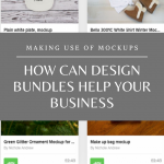 How can Design Bundles help your business